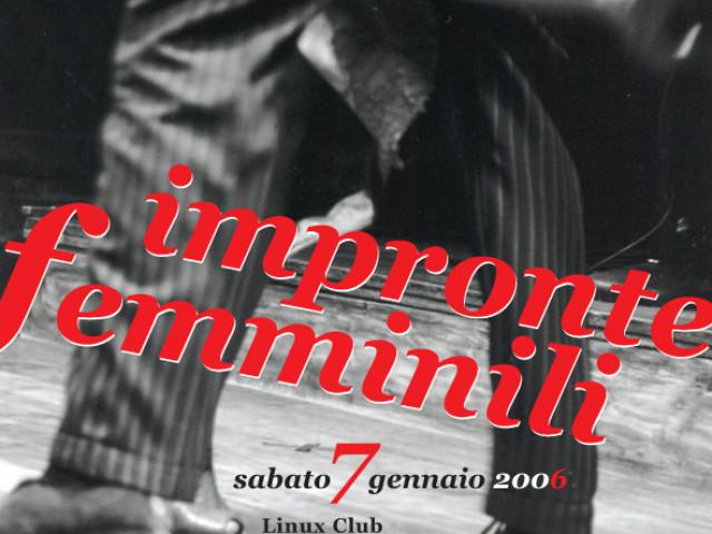 Impronte femminili / 2006