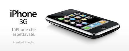 iPhone 3G ©Apple