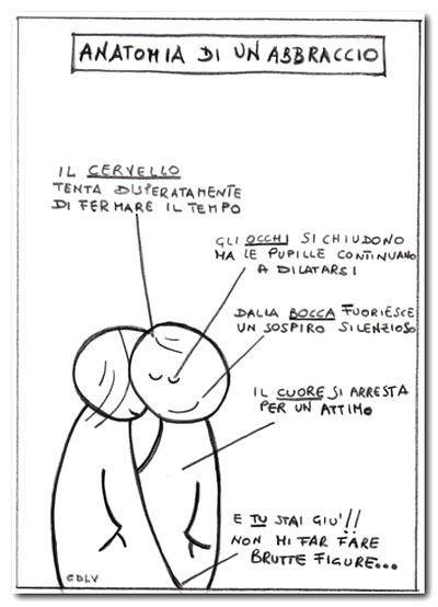 Anatomia di un Abbraccio