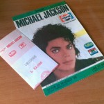 24 maggio 1988 - Stadio Flaminio, Roma - Michael Jackson in concerto