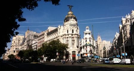 Madrid ~ Metropolis