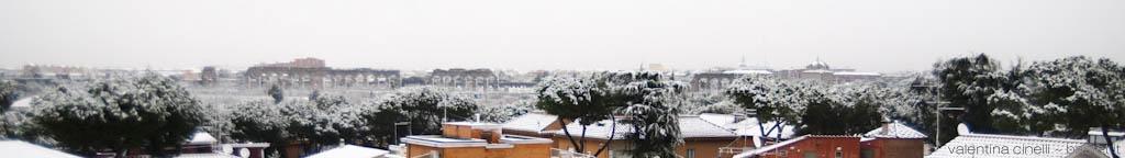 Neve a Roma-febbraio 12, 2010-4
