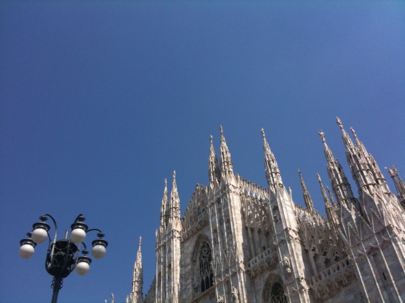 Duomo by Bastet's iPhone