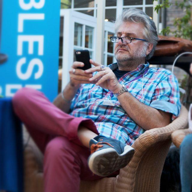 Marco Zamperini @funkysurfer @ Blogfest 2013 (20/09/2013)