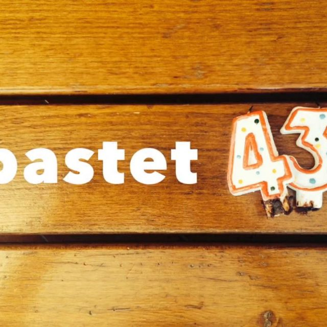 Amo le feste ben riuscite: #bastet43 il timelapse