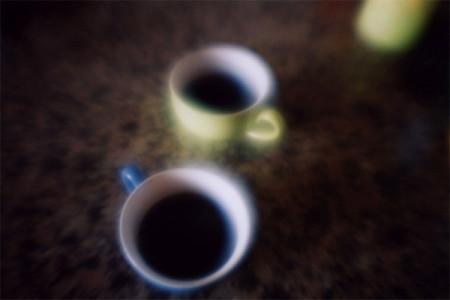 Caffè per due, 7 luglio 2005, la prima foto