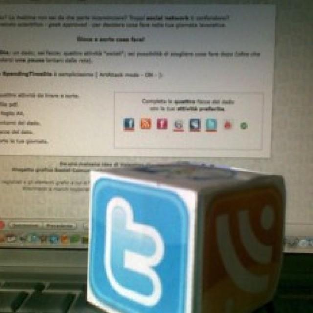 Ottimizzare l'uso dei social network: SpendingTimeDie