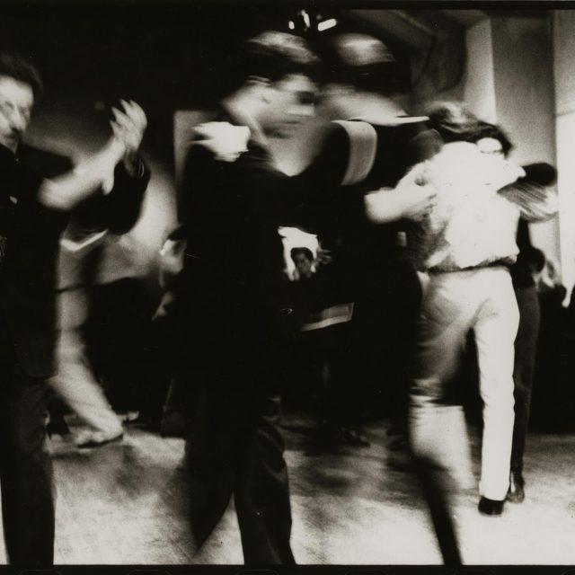 Ho iniziato a ballare tango