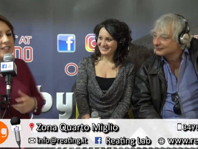 "Intervista a Radio Radio, byNight Roma ""live social radio show"" del 31 marzo 2017."