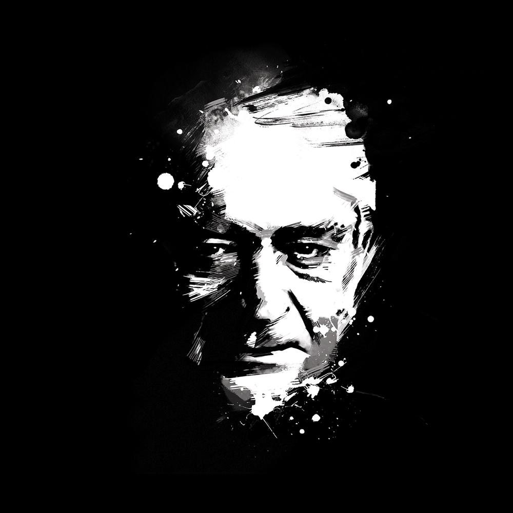 Massimo Vignelli | ill © Valeria Auguilar